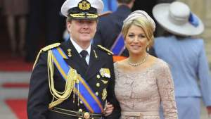Willem-Alexander and Maxima