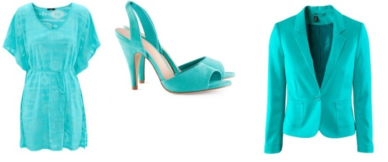 Blue items H&M